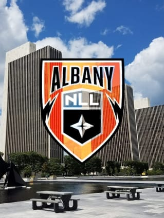 The New England Black Wolves will move from Connecticut to Albany, New York, and become Albany NLL until a fan contest picks a proper name.