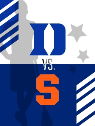 Heading into the 2021 men's college lacrosse season, it looks like Duke vs Syracuse is the great debate for which team will be the best.