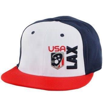 NIKE TEAM USA COLOR BLOCKED TRUE CAP