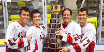 Image result for thompson brothers presidents cup