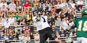 Bryant University earns first-ever NCAA tournament victory with 9-8 win over Siena at home