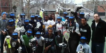 Eagle Academy Lacrosse Ocean Hill