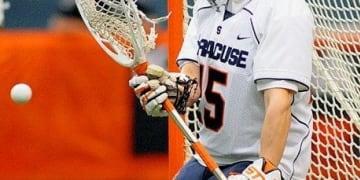 John Galloway 2008 Syracuse lacrosse