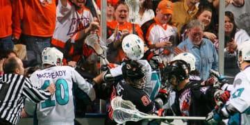 joel mccready nll box lacrosse rochester knighthawks lax
