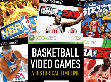 Basketball video games