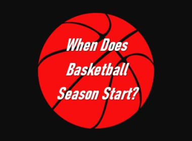 When does basketball season start WNBA NBA college basketball