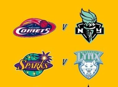 WNBA Finals matchups
