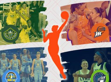 WNBA second round 2021