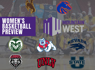 Mountain West women's basketball preview 2021-22