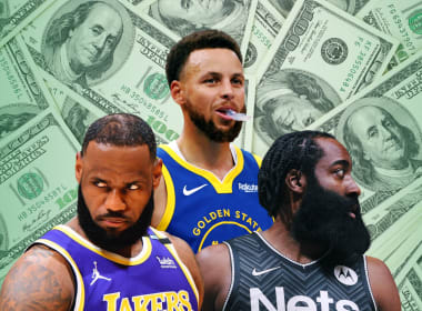 NBA highest paid players 2021-22