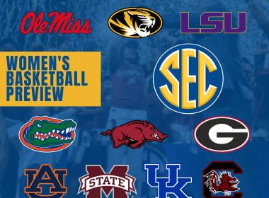 SEC women's basketball preview 2021-22