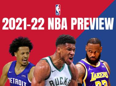 2021-22 NBA preview