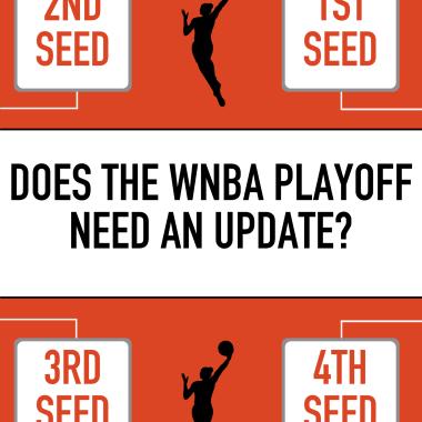 WNBA playoff format