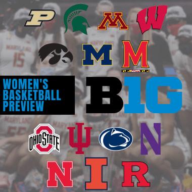 Big Ten women's basketball preview 2021-22