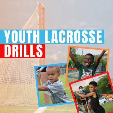 3 youth lacrosse drills for kids