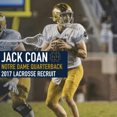 Jack Coan lacrosse