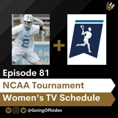 Women's lacrosse scheduling Going Offside