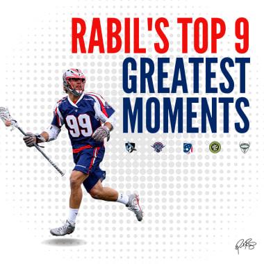 Paul Rabil's Greatest Moments