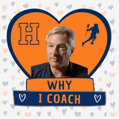 Why I Coach