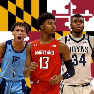 Maryland basketball preview Qudus Wahab