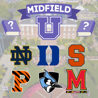 MIDFIELD U: WHO HAS PRODUCED THE BEST MIDFIELDERS?