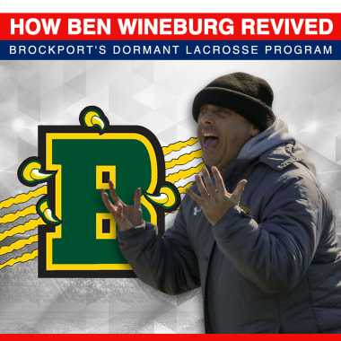 Ben Wineburg Brockport