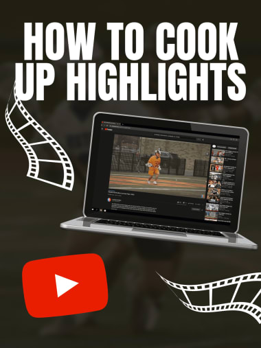 Lacrosse recruiting video tips