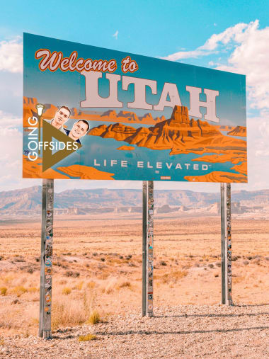 Utah lacrosse Brian Holman Going Offsides