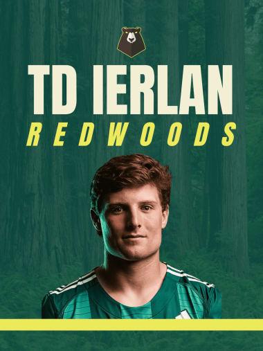 TD Ierlan player profile