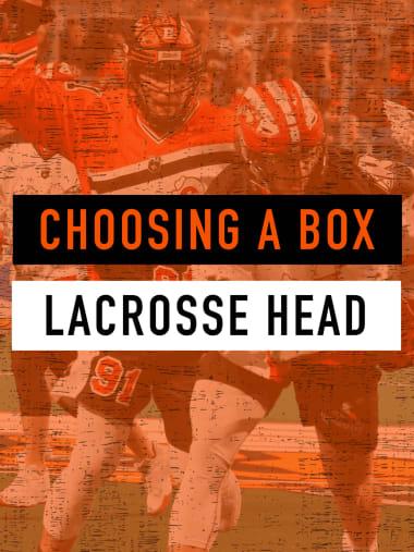 What makes a good box lacrosse stick