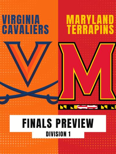 NCAA men's lacrosse finals Maryland Virginia