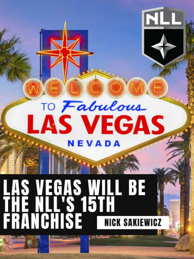 Joe Tsai NLL Las Vegas expansion
