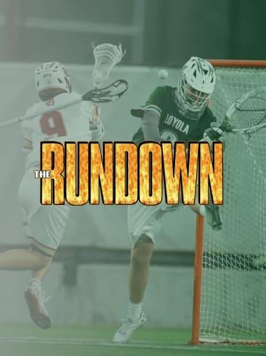 Georgetown Syracuse DI Men's Rundown Week 14