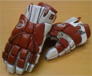 mesa-state-snakeskin-maverik lacrosse gloves