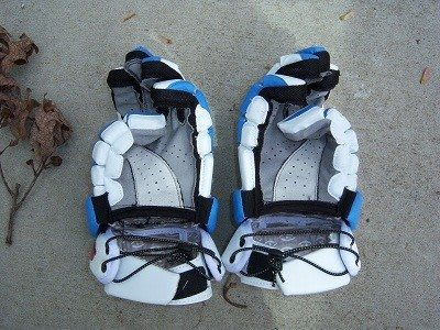 Harrow Torrent Lacrosse Gloves