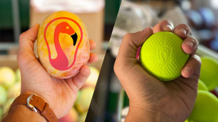 From mangoes to Signature Lacrosse Balls