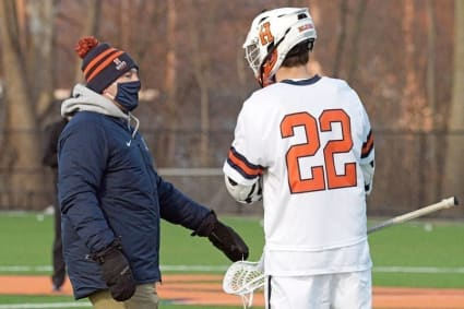 Hope College men's lacrosse head coach Mike Schanhals takes you through what the last week has been like for his DIII program.