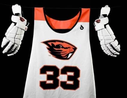 Team Uniforms - Oregon State Men's Lacrosse X Powell