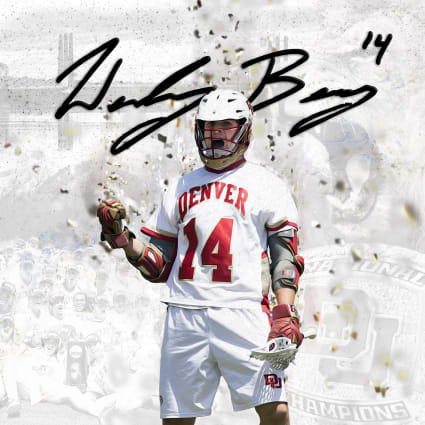 Wes Berg - First Lacrosse NFT Collection