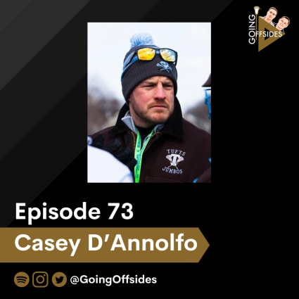 Tufts lacrosse Casey D'Annolfo