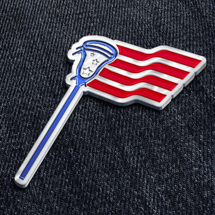 USA Collectible Pin - Stenersen