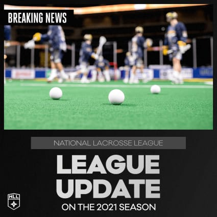 NLL 2021-22 Season is now the focus