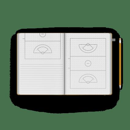 Women's Field Notebook / Journal