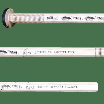 Jeff Shattler lacrosse shaft