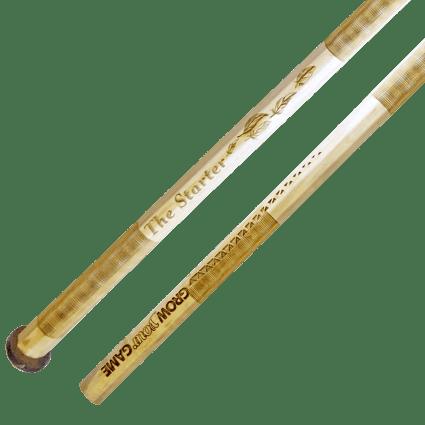 Starter Lacrosse Shaft - Densified Wood