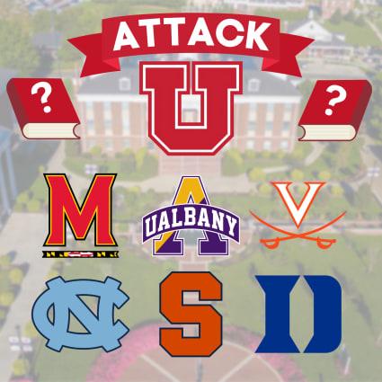 Best lacrosse attackmen Attack U
