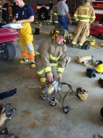 joel mccready nll box lacrosse firefighter
