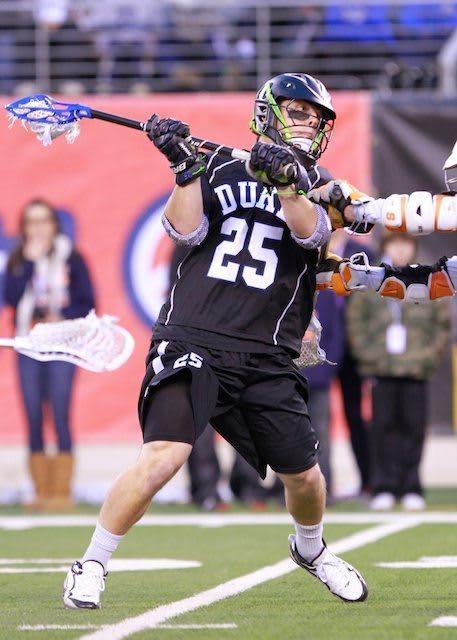 Cuse closes out Duke 13-11- 13