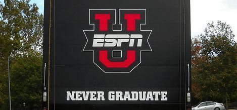 Espnu never graduate