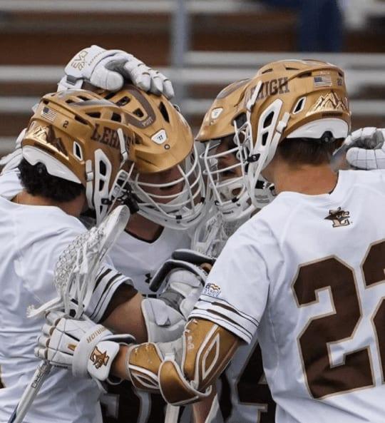 lacrosse helmet rankings Lehigh